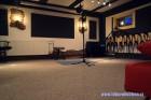 Nahrávací studio a videoprodukce TdB Production Praha - nahrávací místnost